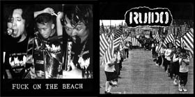 fuck on the beach - ruido!!!!